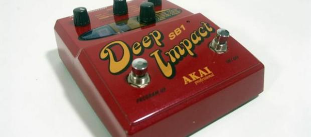 Ein sehr seltener Bass Effekt. DER Synthi Sound für den Bass. Wer Chris Wolstenholme von Muse kennt (Hysteria) oder den Bass Sound von Jamiroquai (Deeper Underground), der will dieses Pedal […]