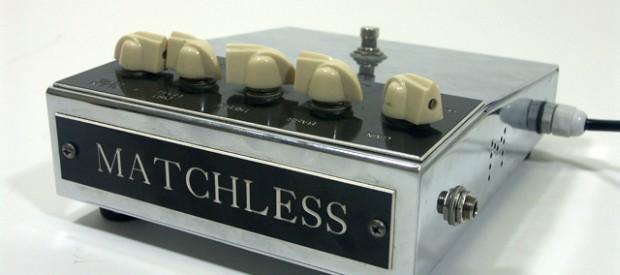 Hier sieht man eine ultra seltene Matchless HotBox II aus der Mitte der 90er noch aus der Mark Sampson Ära. Jeder weiß um die oberklasse Qualität von Matchless Produkten. Nichts […]
