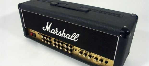 Marshall JCM2000 Topteil TSL100. Es ist Baujahr 1998 und in gutem gebrauchtem Zustand. Ein Killeramp! Features: * 100 Watt RMS * keine Halbleiter im Signalweg * 3 Kanäle * Mid […]