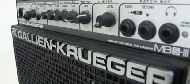 Gallien Krueger MB 150 S III Combo. Jeder Bassist kennt die Gallien Krueger Combos und weiß um ihren speziellen Sound. Der Klang der aus diesen kleinen Kisten mit dem 12″ […]