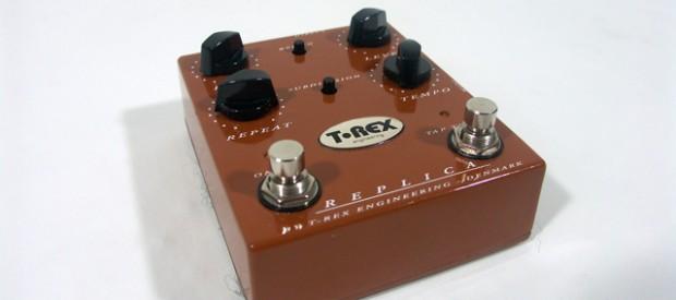 T-Rex Replica Tap Delay – es hat ein Wahnsinnsdelay, manche sagen, das beste der Welt! Das ist noch Qualität und der Sound ist super! Es gibt die Möglichkeit in Triplets […]