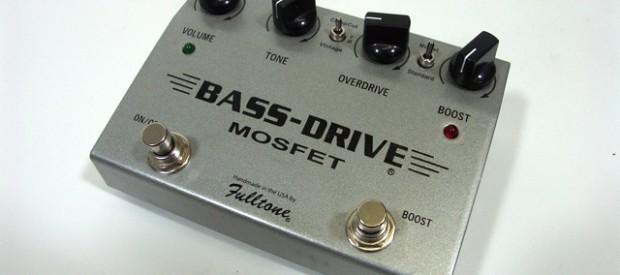 Fulltone Bassdrive von der Edelschmiede aus den USA. Es handelt sich um die Version 1.4, welche auch schon den Mosfet mode hat. Also die neueste Version. Das ist Qualität auf […]