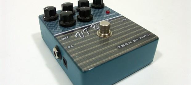Das Tech21 VT Bass Pedal aus der Character Series simuliert in bester Sansamp Manier einen einen Ampeg SVT Vollröhrenamp. Wie man es von Sansamp gewohnt ist, allein schon vom BassDriver […]
