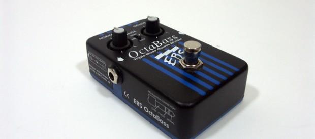 EBS Octabass Bass Octaver. Es ist der mit den 3 Modes High – Mid -Low, was sehr sehr gut im Gegensatz zu der vorherigen Version ist, wo bei die Frequenz […]