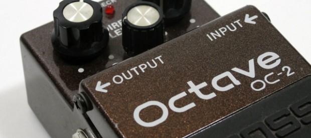 Boss OC 2 Octaver Made in Japan. Es ist der Octaver schlechthin und längst kult. Leider wird er nicht mehr produziert. Man kann hier das Origionalsignal, die erste und die […]