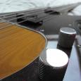 Squier by Fender JV (Japan Vintage) Precision Bass in 3tone sunburst. Es ist einer aus der ersten Serie die nur von 1982-1984 gebaut wurde. Es ist eine 1:1 Kopie des […]
