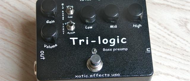 Der Tri Logic Bass Preamp – ein oberamtliches Teil für Studio und Live Betrieb. Gerade die Garde der passiven Basserfront werden dieses Kistchen lieben. Es verbiegt den Sound des Instruments […]